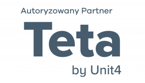 autoryzowany partner Teta logo